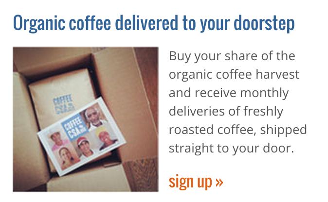 Coffee CSA Subscription